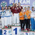 Psicologia e Sport KARATE FEMMINILE: E' medaglia di bronzo nei Kata per le nostre Atlete campane
